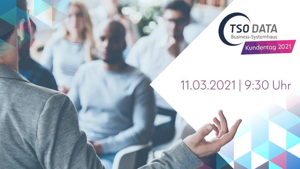 TSO-DATA Kundentag 2021 (Webinar | Online)