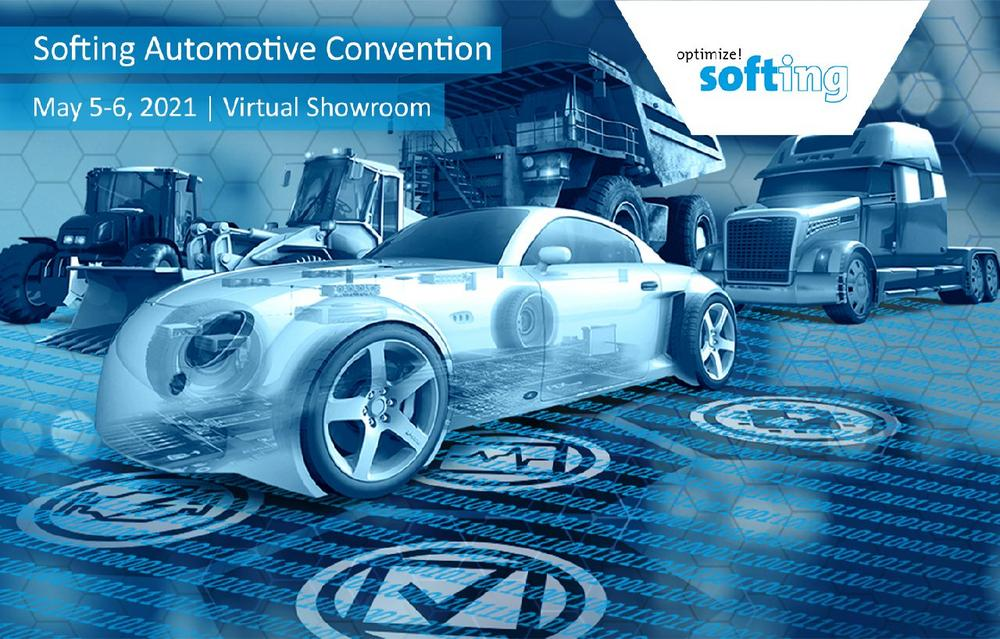 Softing Automotive Convention (Kongress | Online)