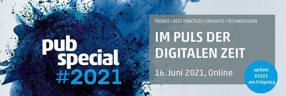 Publishing-Special #2021 (Webinar | Online)