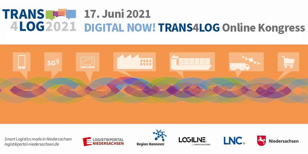 Digital NOW! TRANS4LOG Online-Kongress (Kongress | Online)