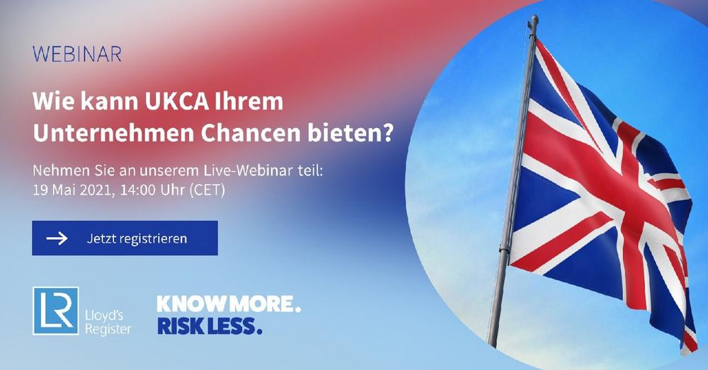 UK Conformity Assessment: Closing the gap between CE and UKCA marking (Webinar | Online)