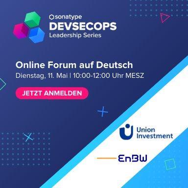 DevSecOps Leadership Forum Online – auf Deutsch – (Webinar   Online)