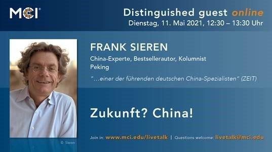 Zukunft? China! (Seminar | Online)