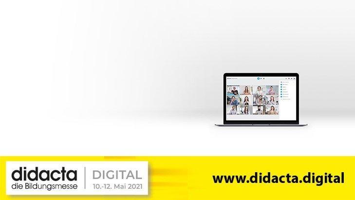 alfaview® auf der didacta DIGITAL (Messe   Online)