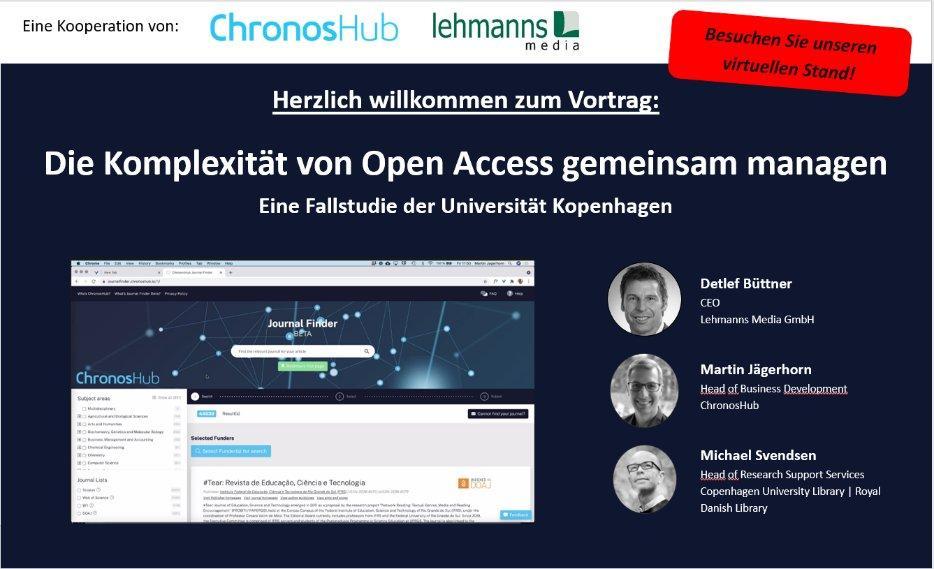 Lehmanns Media auf dem 109. Deutschen Bibliothekartag (Webinar   Online)