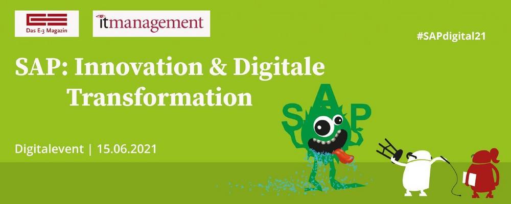 SAP: Innovationen & Digitale Transformation (Konferenz | Online)