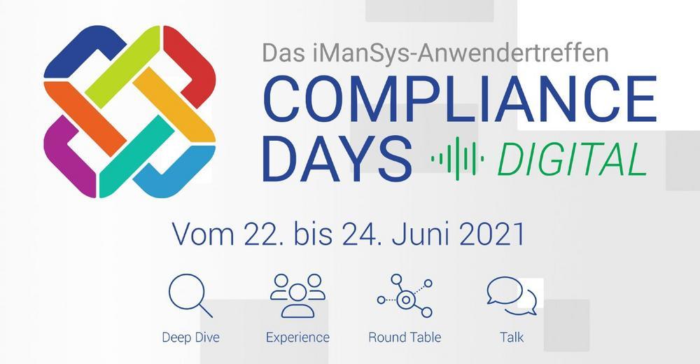 Compliance Days digital (Webinar   Online)