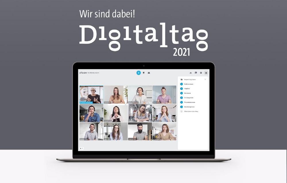 Online-Seminar Digitaltag 2021 (Seminar   Online)