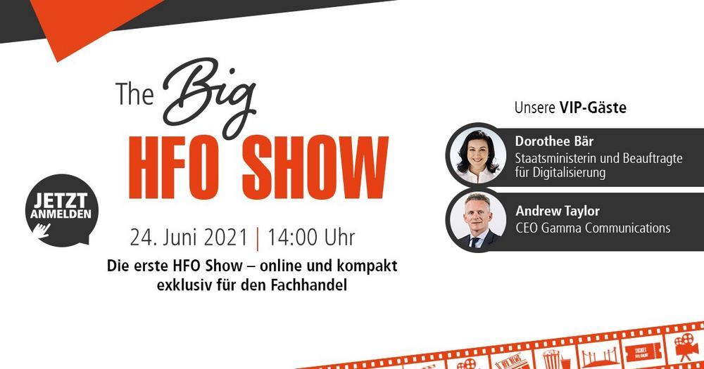 The Big HFO Show (Sonstige Veranstaltung | Online)