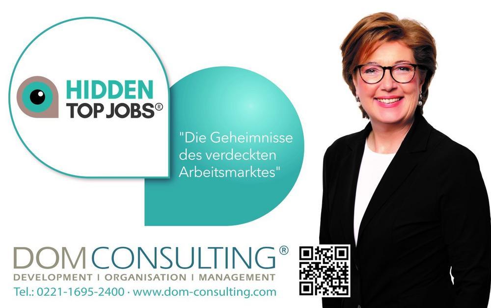HIDDEN TOP JOBS®   Die Geheimnisse des verdeckten Arbeitsmarktes (Vortrag   Köln)