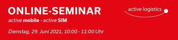 active mobile und active SIM (Seminar | Online)