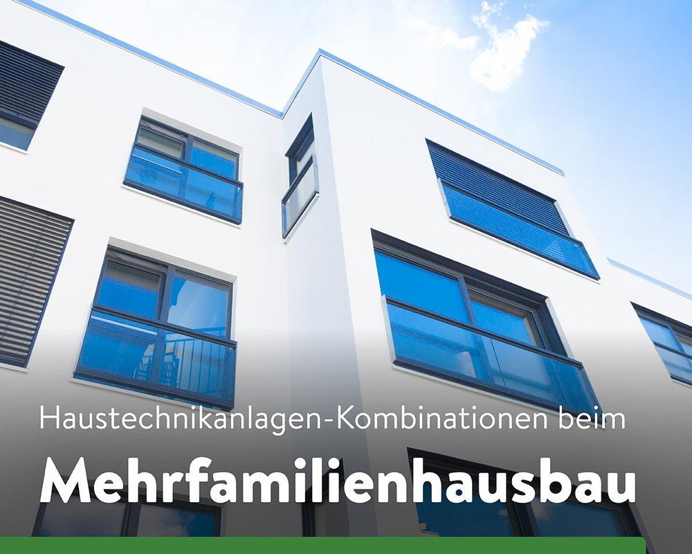 Gesamtkonzepte für das Mehrfamilienhaus mit Brötje, CLAGE und Vallox (Seminar | Online)
