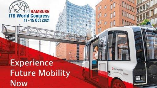 ITS World Congress 2021 Hamburg – Gateway Hamburg (Kongress   Hamburg)