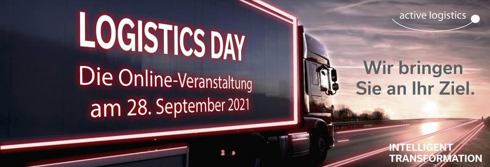 LOGISTICS DAY die Online-Veranstaltung (Webinar   Online)