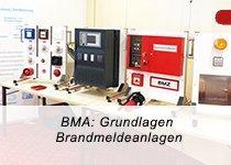 BMA: Grundlagen, Einführung, Übersicht Brandmeldeanlagen (Seminar   Fulda)