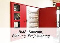 BMA: Konzept, Planung, Projektierung nach DIN 14675 (Seminar   Fulda)