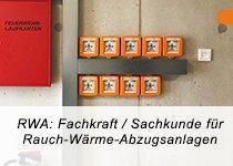 RWA: Fachkraft/Sachkunde für Rauch-Wärme-Abzugsanlagen (Schulung   Berlin)