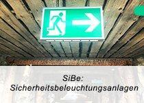 SiBe: Sicherheitsbeleuchtungsanlagen DIN VDE 0108-100 (Seminar | Fulda)