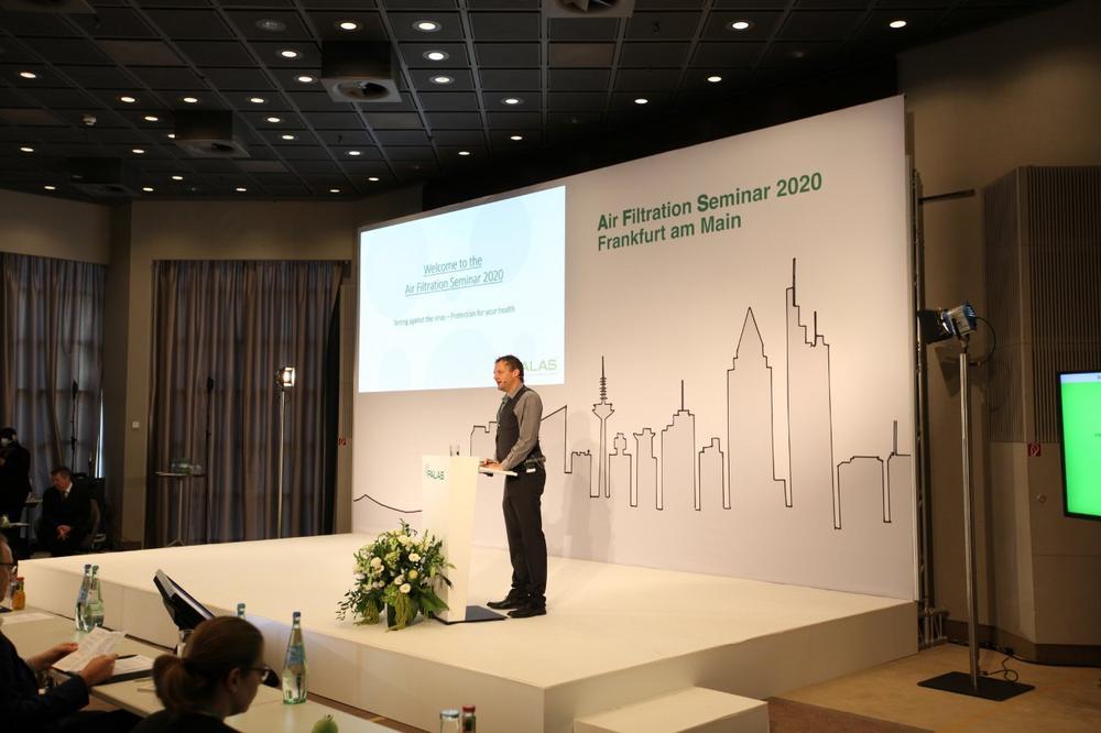Air Filtration Seminar 2021 (Konferenz | Frankfurt am Main)