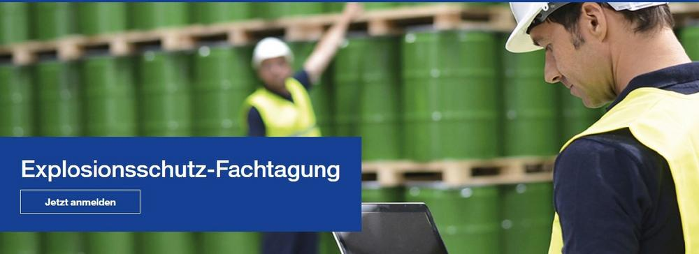 Explosionsschutz -Fachtagung (Konferenz | Hamburg)