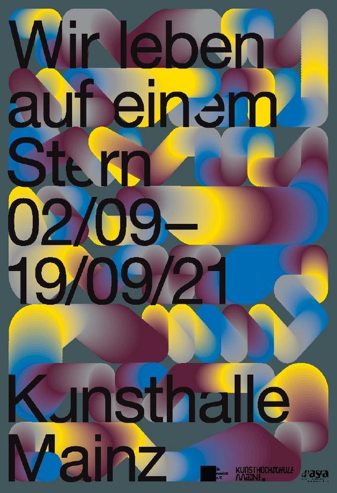 Künstlerinnengespräch  mit Theresa Lawrenz, Jule Martin und Lina Louisa Krämer (Kuratorin KHM) (Ausstellung   Mainz)