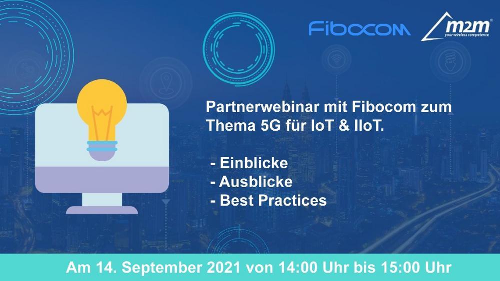 5G für IoT & IIoT – Einblicke, Ausblicke – Best Practice (Webinar   Online)
