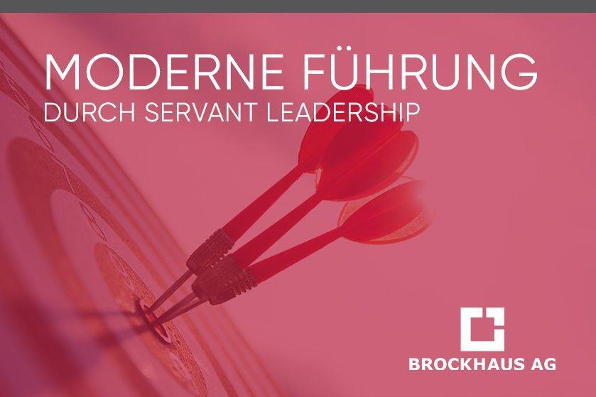Moderne Führung durch Servant Leadership (Webinar   Online)