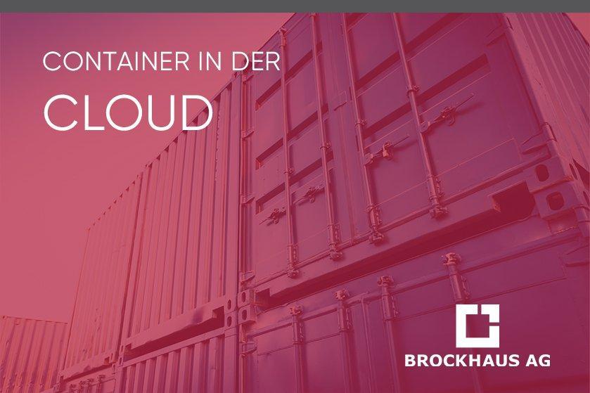 Container in der Cloud (Vortrag | Online)