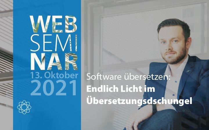 Software: Endlich Licht im Übersetzungsdschungel – by Transline Software Localization (Webinar   Online)